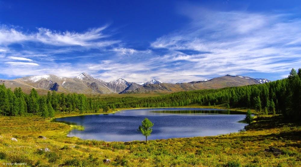 Экспедиция на Алтай. Анонс